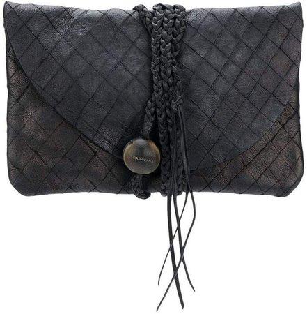 Caravana Anya clutch bag