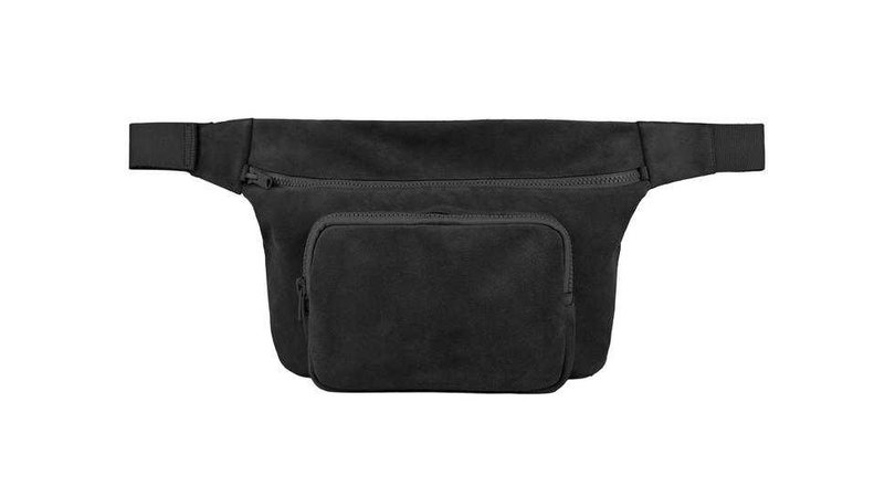 SUEDE WAIST BAG | YEEZY SUPPLY