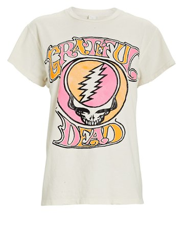 Madeworn Grateful Dead Graphic T-Shirt   INTERMIX®