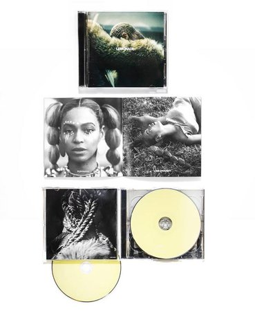LEMONADE is now available on CD/DVD - Imgur