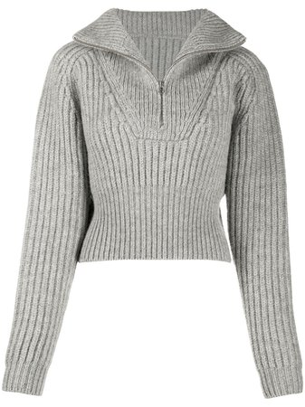 Jacquemus La Maille Olive Sweater - Farfetch