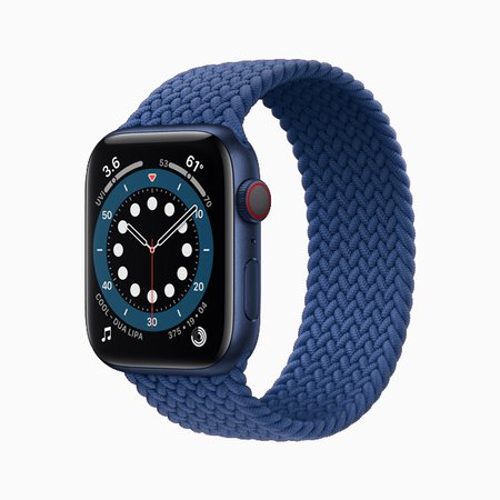 Apple Watch Series 6 delivers breakthrough wellness and fitness capabilities - Apple