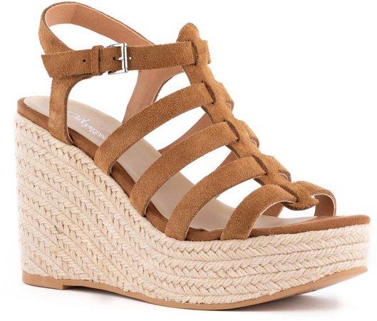 Naturally Espadrille Wedge Sandal