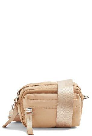 Micro Zip Sport Crossbody Bag