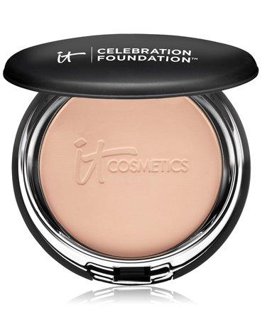 3 Foundation IT Cosmetics Celebration Foundation & Reviews - Foundation - Beauty - Macy's
