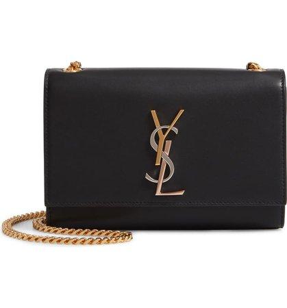 Saint Laurent Small Kate Leather Shoulder Bag | Nordstrom