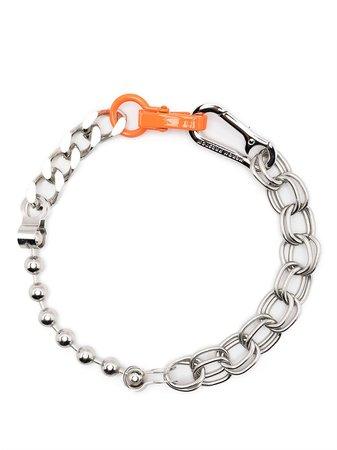 Heron Preston multi-chain Choker Necklace - Farfetch