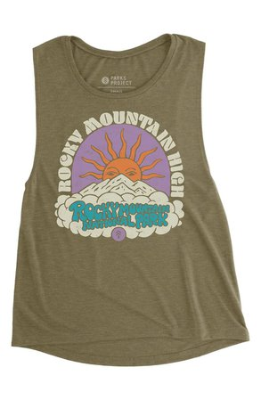 Parks Project Women's Rocky Mountain High Tank   Nordstrom