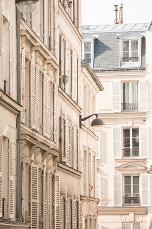 Paris aesthetics