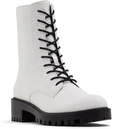 Lexi Lace-Up Boot