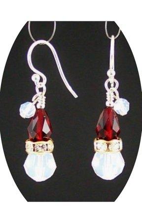 Christmas Earings