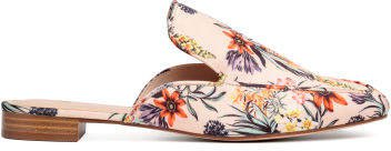 Slip-on loafers - Orange