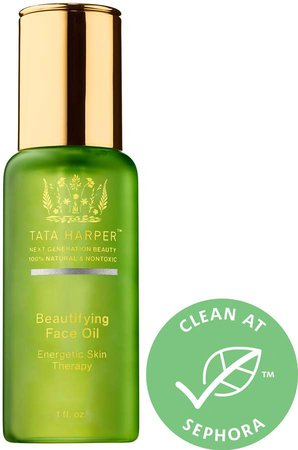 Beautifying Brightening Face Oil with Vitamin C