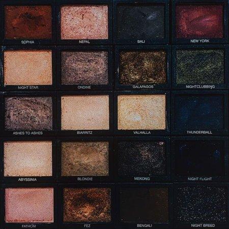 black eyeshadow rectangle - Google Search