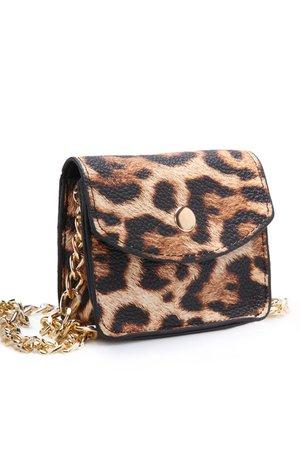Cater To Me Mini Bag - Leopard – Fashion Nova