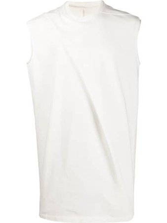 Rick Owens long-line Tank Top - Farfetch