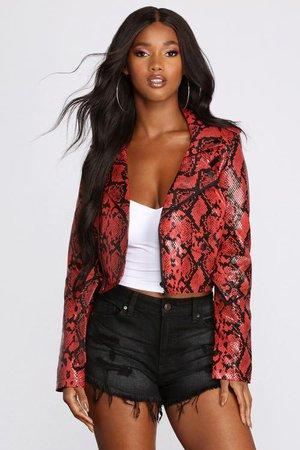 Women's Moto Jackets & Faux Leather Jackets | Mid-Length & Cropped Jackets | Windsor