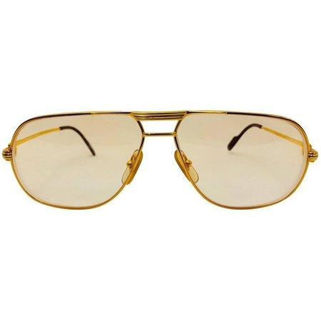 Cartier Vintage Vendome Glasses 59 14, 1980s