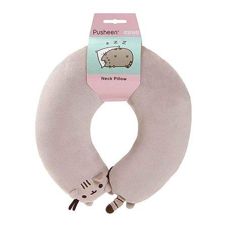 Amazon.com: GUND Pusheen Travel Neck Pillow Soft Plush: Gund