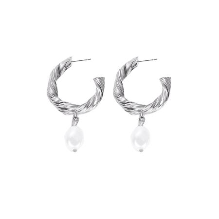 JESSICABUURMAN – KONID Pearls Earrings - Pair