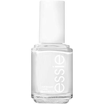 Essie Nail Polish, Glossy Shine Finish, Blanc, 0.46 fl. oz.: Beauty