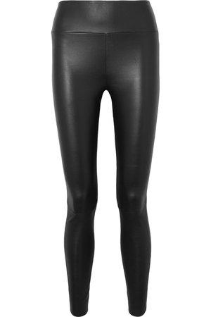 SPRWMN | Leather leggings | NET-A-PORTER.COM