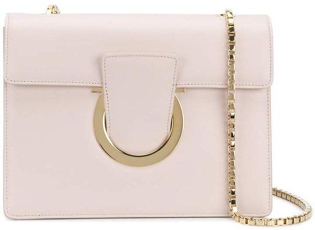 Gancini shoulder bag