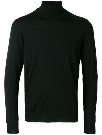 Black Drumohr turtleneck sweater - Farfetch