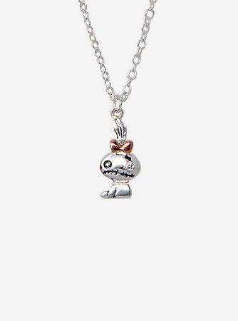 Disney Lilo & Stitch Scrump Dainty Charm Necklace