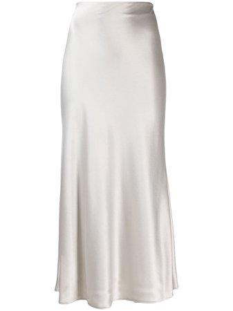 Galvan Midi Slip Skirt - Farfetch