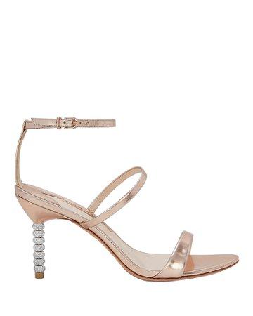 Rosalind Crystal Heel Sandals