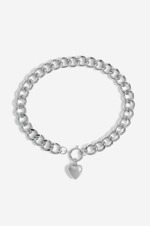 **Carabiner Necklace | Topshop