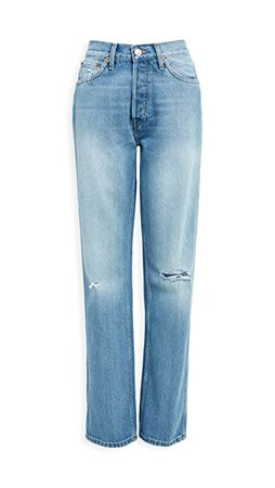 RE/DONE 90s High Rise Loose Jeans | SHOPBOP