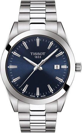 T-Classic Gentleman Bracelet Watch, 40mm