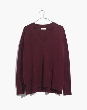 Cashmere Ex-Boyfriend Pullover Sweater