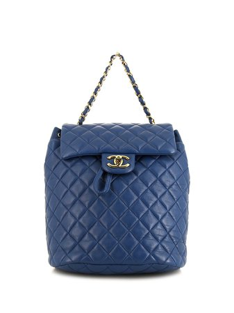 Chanel Pre-Owned 2019 Quilted Timeless Backpack - Farfetch