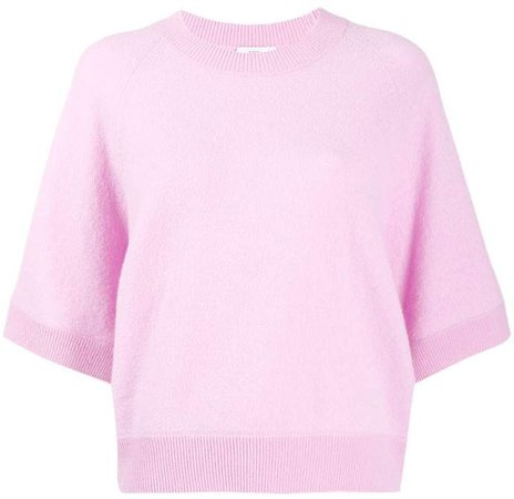 3/4 sleeve knitted top