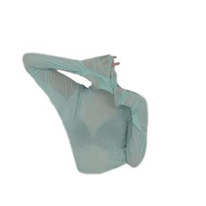 Sheer Fishnet Shirt PNG Top