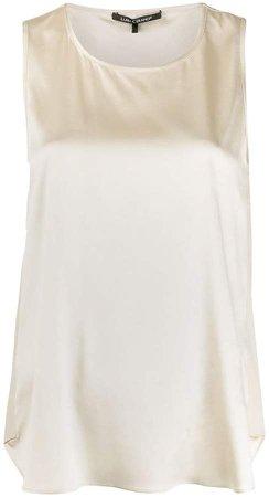 Luisa Cerano sleeveless blouse