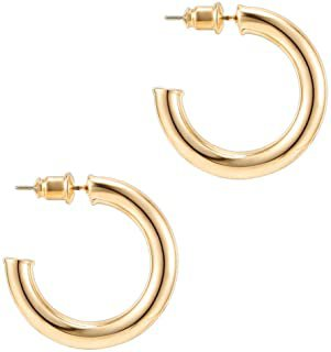 Amazon.com : gold earrings