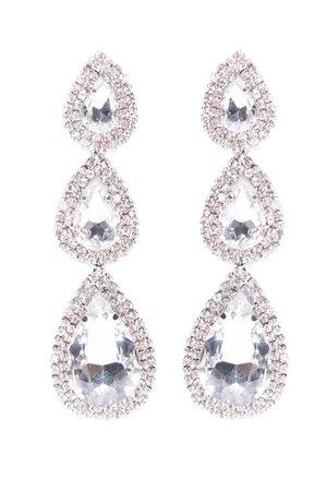 Treat Me Right Earrings - Silver - Jewelry - Fashion Nova