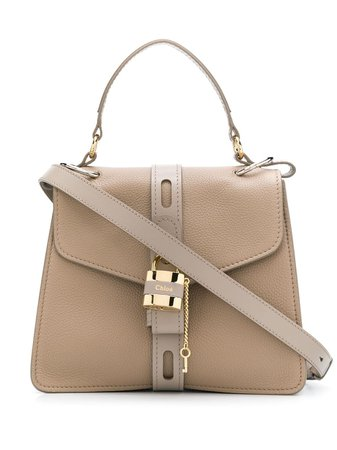 Chloé Aby Shoulder Bag - Farfetch