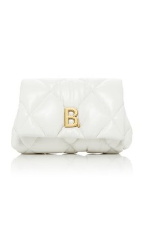 Loop Leather Wristlet Clutch by Little Liffner | Moda Operandi