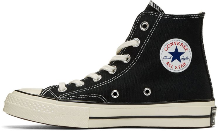 Converse Black Chuck Taylor All-Star '70 High-To
