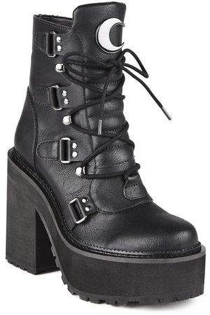 Broom Rider Boots [B] | KILLSTAR - UK Store