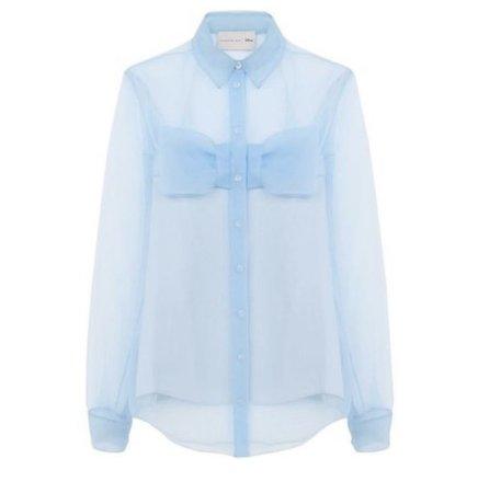 Christopher kane blouse