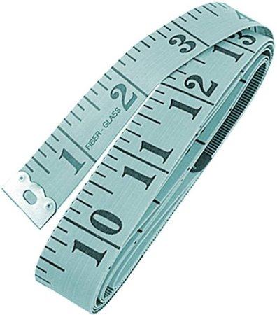 sewing measuring tape filler png blue