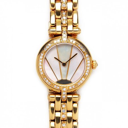 Panthère yellow gold watch Cartier Gold in Yellow gold - 6245858