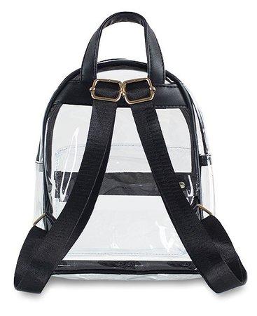 """AMKA Macaroon 10"""" Mini Clear Backpack & Reviews - Backpacks - Luggage - Macy's"""