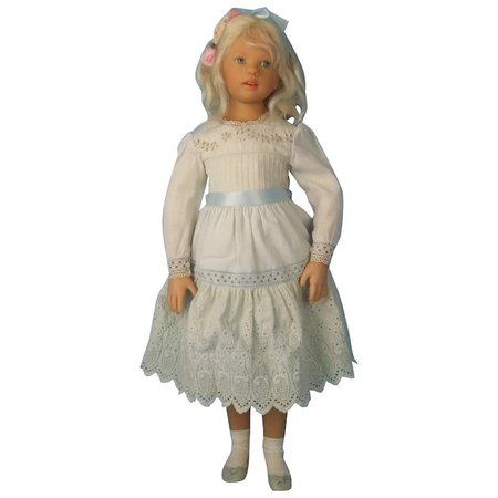 Artist Studio Doll Caroline by Heloise Limited Edition #62/100 : As-Found   Ruby Lane